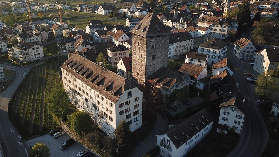 Schloss Maienfeld - 1247