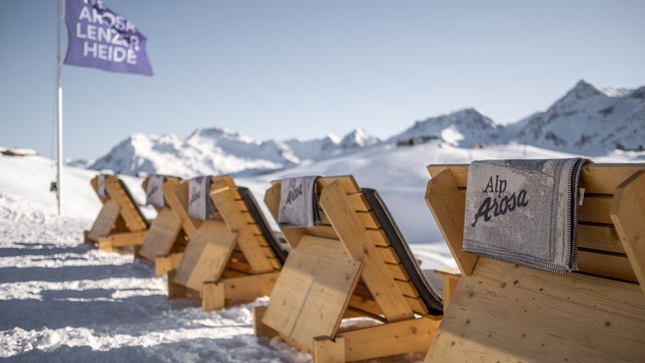 AlpArosa, AlpenKulinarik auf 2200 m.ü.M.